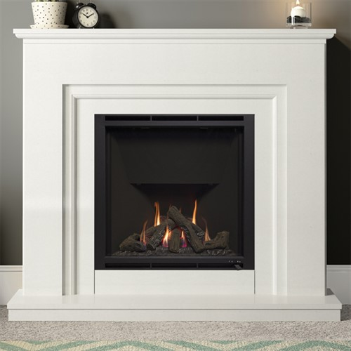 Elgin & Hall Embleton 900 Marble Gas Fireplace Suite