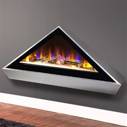 Celsi Electriflame VR Louvre Wall-Mounted Electric Fire