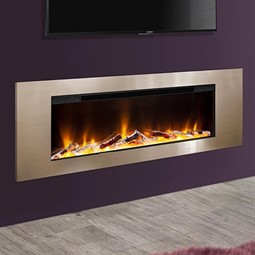 Celsi Electriflame VR Metz Inset Wall Mounted Electric Fire
