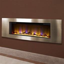 Celsi Electriflame VR Vichy Inset Wall Mounted Electric Fire