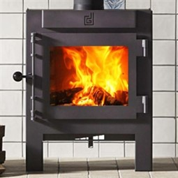 Dik Geurts Jannik Large Wood Burning Stove