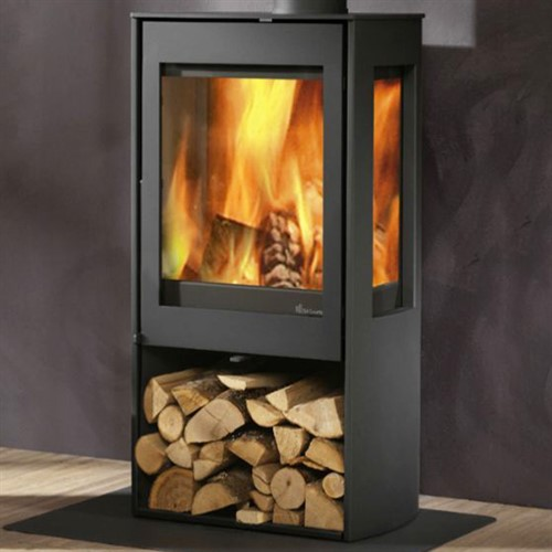 Dik Geurts Kalle Wood Burning Stove