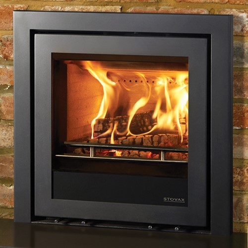 Stovax Elise Profil Woodburning / Multi-Fuel Inset Cassette Fire