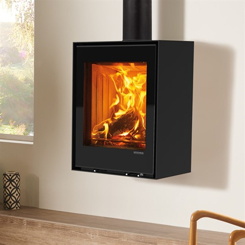 Stovax Elise 540T Wall Mounted Wood Burning / Multifuel Stove