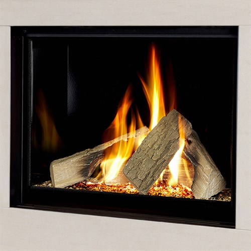 Collection by Michael Miller Celena HE Gas Fire (Trimless)