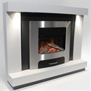 Pureglow XP20 Electric Fireplace Suite