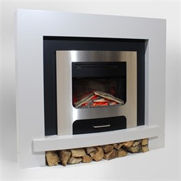 Pureglow XP30 Electric Fireplace Suite