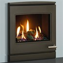 CLEARANCE Yeoman CL7 Inset Balanced Flue Gas Fire (LPG)