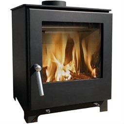 Woodford 5 Widescreen Wood Burning / Multi-Fuel Stove