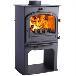 Cleanburn Lovenholme Euro Wood Burning / Multi-Fuel Stove