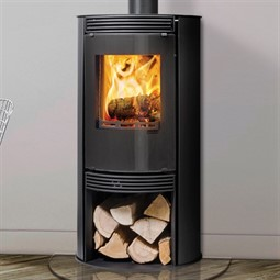 Cleanburn Stromstad Wood Burning / Multi-Fuel Convector Stove