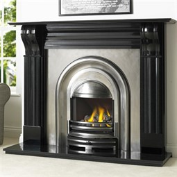 Cast Tec Durham Granite Fireplace