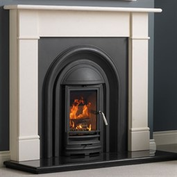 Cast Tec Chilton Limestone Fireplace