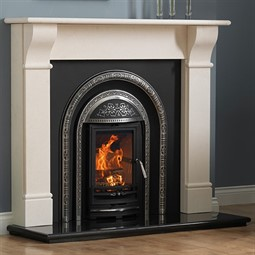 Cast Tec Cotswold Limestone Fireplace