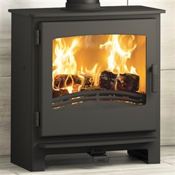 Broseley Evolution Desire 5 Widescreen Wood Burning / Multi-Fuel Stove