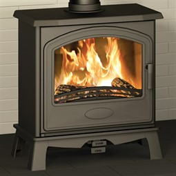 Broseley Hereford 5 Widescreen Wood Burning / Multi-Fuel Stove