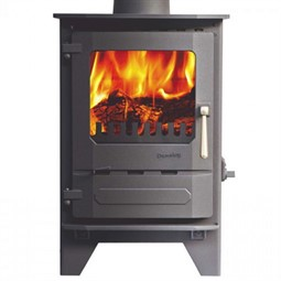 Dunsley Highlander 5 Enviro-Burn Solo Wood Burning / Multi-Fuel Stove