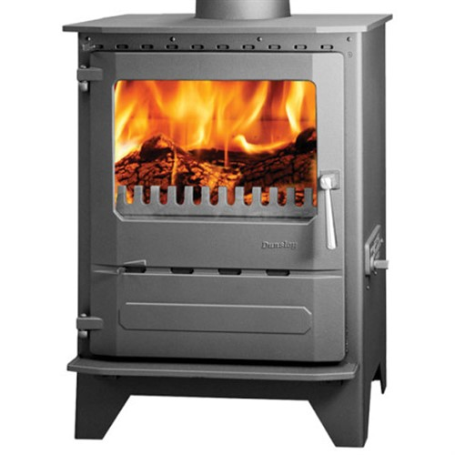Dunsley Highlander 7 Enviro-Burn Solo Wood Burning / Multi-Fuel Stove