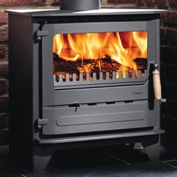 Dunsley Highlander 8 Enviro-Burn Solo Wood Burning / Multi-Fuel Stove
