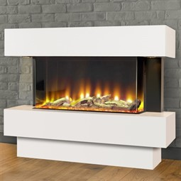 Celsi Electriflame VR Carino 750 Illumia Electric Fireplace Suite