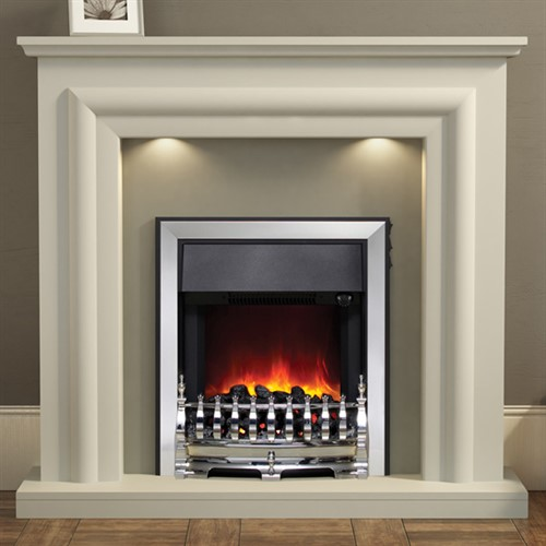Be Modern Glenmore Electric Fireplace Suite