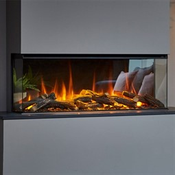 British Fires New Forest 1200 Electric Fire