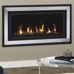 Elgin & Hall Elsie 960BF Balanced Flue Inset Wall Mounted Gas Fire