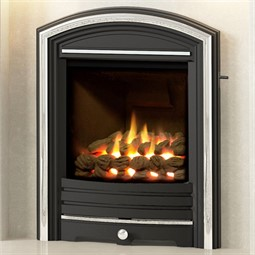 Elgin & Hall Eclipsim Cast Arch Gas Fire