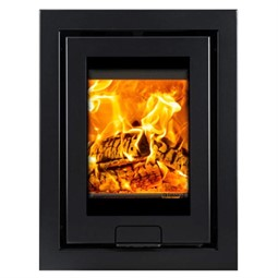 Di Lusso Eco R4 Inset Wood Burning Stove