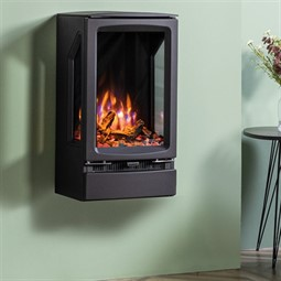 Gazco Vogue Midi T Wall Mounted Electric Stove