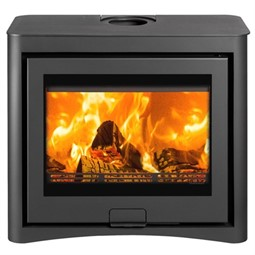 Di Lusso Eco R6 Cube Wood Burning Stove