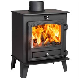 Avalon 5 Compact Wood Burning / Multi-Fuel Stove