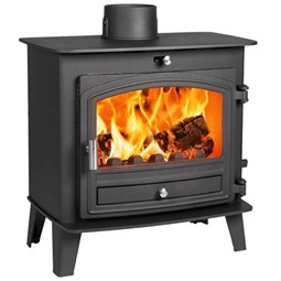 Avalon 5 Slimline Wood Burning / Multi-Fuel Stove