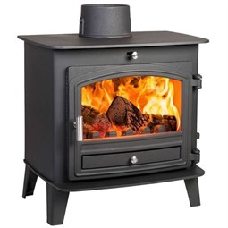 Avalon 6 Wood Burning / Multi-Fuel Stove