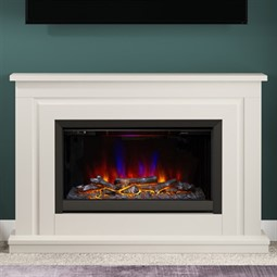 Be Modern Wellbank Electric Fireplace Suite