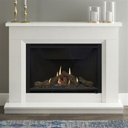 Elgin & Hall Earlston 950 Marble Gas Fireplace Suite