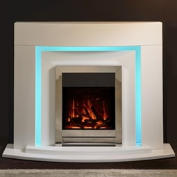 Flamerite Fires Virtue Electric Fireplace Suite
