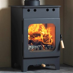 Burley Hollywell 9105-C Catalytic Converter Wood Burning Stove