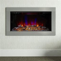 Be Modern Avella Wall Mounted Inset Electric Fire