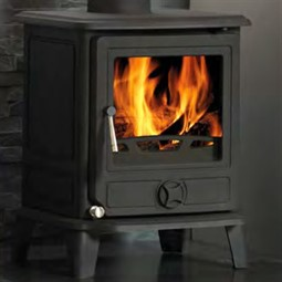 Cast Tec Puma 5 Wood Burning / Multi-Fuel Stove