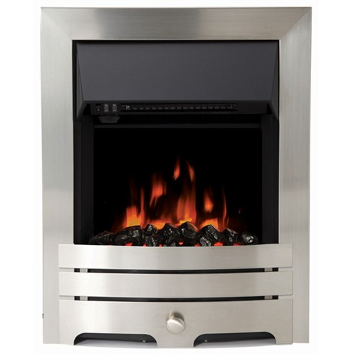 Be Modern Enrico Inset LED Electric Fire