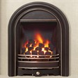 Be Modern Abbey Inset Gas Fire - Black