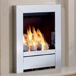Be modern sensation contemporary inset gas fire hotprice for Modern gas fireplace price