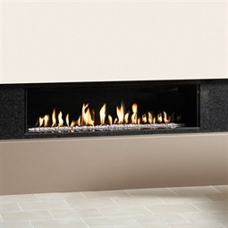 Gazco Studio Edge Wall Mounted Gas Fire Open Fronted