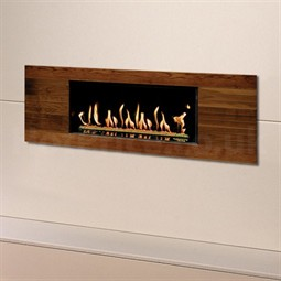 Gazco Studio Andes Wall Mounted Gas Fire (Open Fronted)