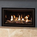 Gazco Studio Edge Wall Mounted Gas Fire (Glass Fronted)