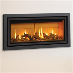 Gazco Studio Profil Mk2 Wall Mounted Gas Fire (Balanced Flue)