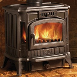 Broseley Winchester Cast Iron Multi-Fuel Stove