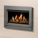 Gazco Riva 67 Designio Wall Mounted Balanced Flue Gas Fire