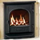 Gazco Logic HE Stockton Inset Balanced Flue Gas Fire
